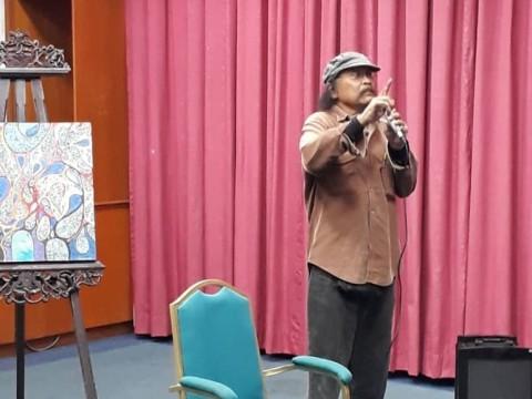 "Arts Appreciation Series - Sani Sudin ""Masihkah Kau Ingat"""