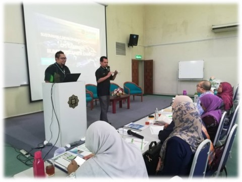 IIUM Eco-Campus Competition (IECC 2019)