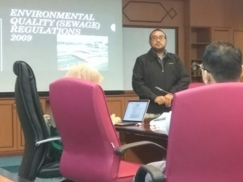 Talk On Legal Requirement For Environment