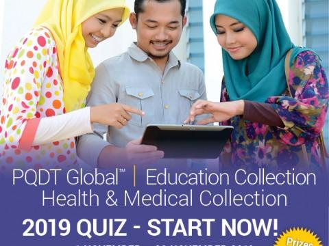 Online Quizzes by ProQuest