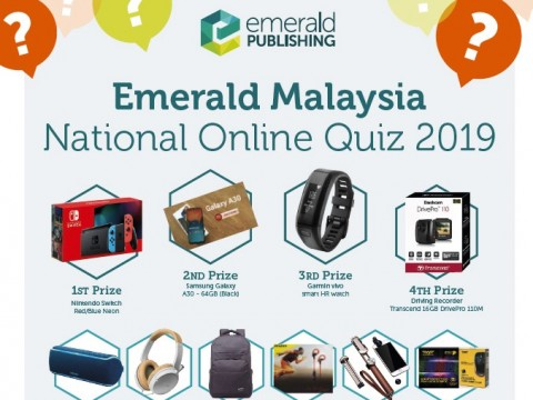 Online Quizzes by Emerald