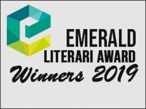 Emerald Literari Award Winners 2019