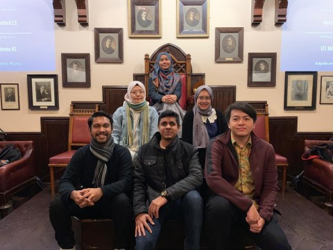 ongratulations to IIUM English Debate Teams for Achievement at Oxford and Cambridge