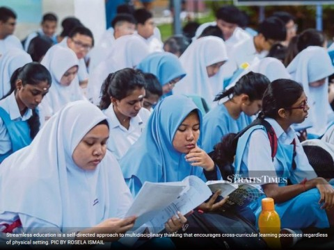 Streamless education offers level playing field