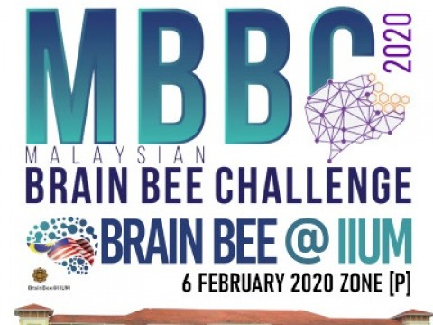 INVITATION TO THE OFFICIATING CEREMONYOF BRAINBEE@IIUM 2020 PROGRAM