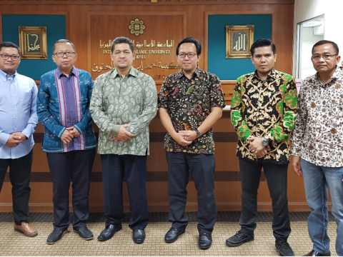 AHMAD IBRAHIM KULLIYYAH OF LAWS TO PROVIDE COMPETENCY BUILDING PROGRAMMES TO THE PEOPLE'S CONSULTATIVE ASSEMBLY OF THE REPUBLIC OF INDONESIA