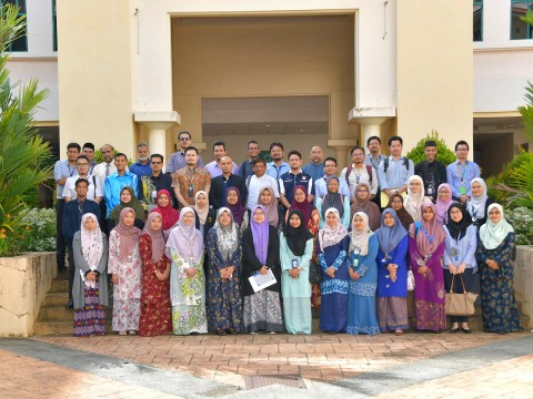 KOM Oriention Programme For New Staff