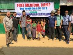 IIUM Kuantan Projects Exploration and Fact Finding Team Visit to CIDC and CIMC, Bangladesh