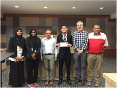 Congratulations!  IIUM Student Counsels were the Winner of the National Round and came out 3rd in the Regional Round which was held from 4th- 6th October 2018