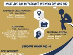 STUDENT UNION FAQ #1