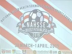 Congratulations to KAHS representatives on your achievements during NAHSSE 2019!