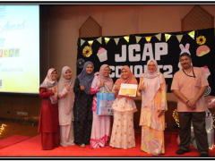 Congratulations! IIUM Pagoh Achievement: Job Accelerated Program (JCAP-Cohort 2) Business Challenge.