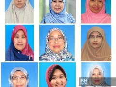 NINE IIUM LECTURERS LISTED AMONG 300 INFLUENTIAL WOMEN IN THE WORLD