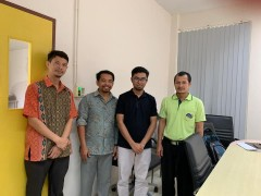 Staff Mobility by INHART Academic Staffs