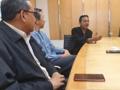 A Meeting on Halal Business Consultancy With Berjaya Group