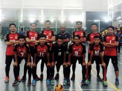 Congratulations to CFS men's volleyball team 2019!