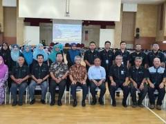 PRESIDENT VISITS NEW CFS GAMBANG CAMPUS