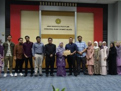 AIKOL's students put IIUM's name on the map