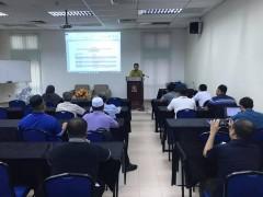 Kursus Pemantapan Pembangunan Kapasiti Halal, Malaysia International Halal Academy (MIHA)
