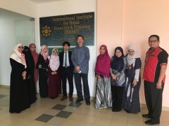 A Visit from Embassy of Japan in Kuala Lumpur