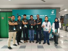CONGRATULATIONS IIUM-ROBOTEAM HAWK: 2nd Runner-up in Petronas Drone Challenge!