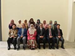 MESYUARAT MAJLIS DEKAN/PENGARAH PUSAT ASASI UNIVERSITI AWAM MALAYSIA 2019, KALI KE-11 KAMPUS UIAM GAMBANG