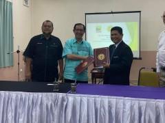 MOA between IIUM and Borneo Rhino Alliance