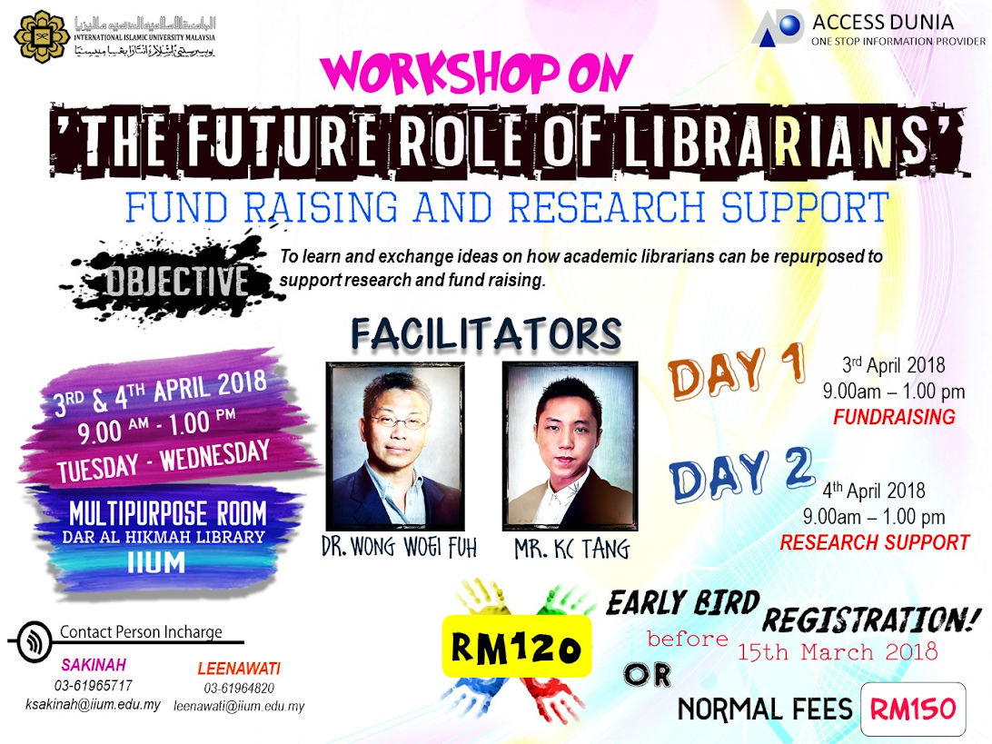 WORKSHOP ON THE FUTURE ROLE OF LIBRARIANS