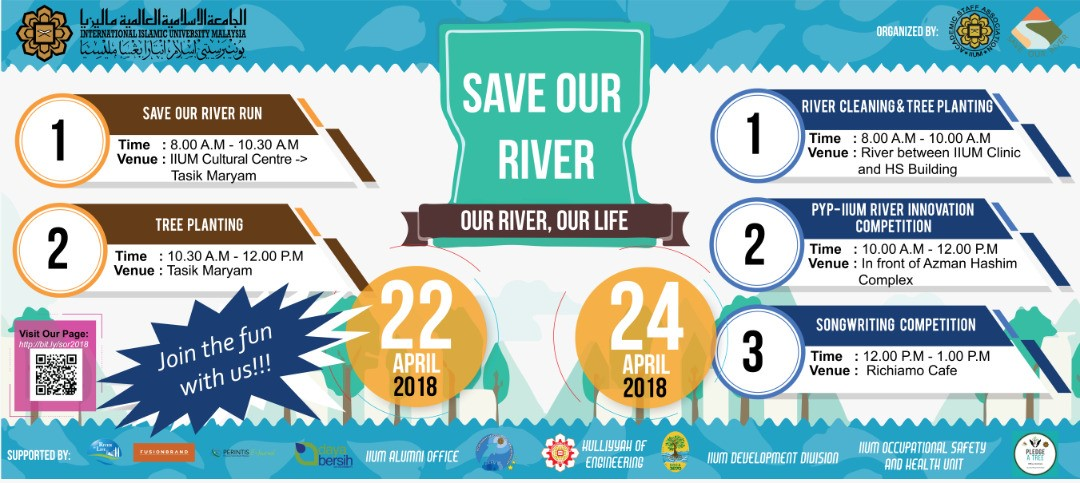 Save Our River  Campaign