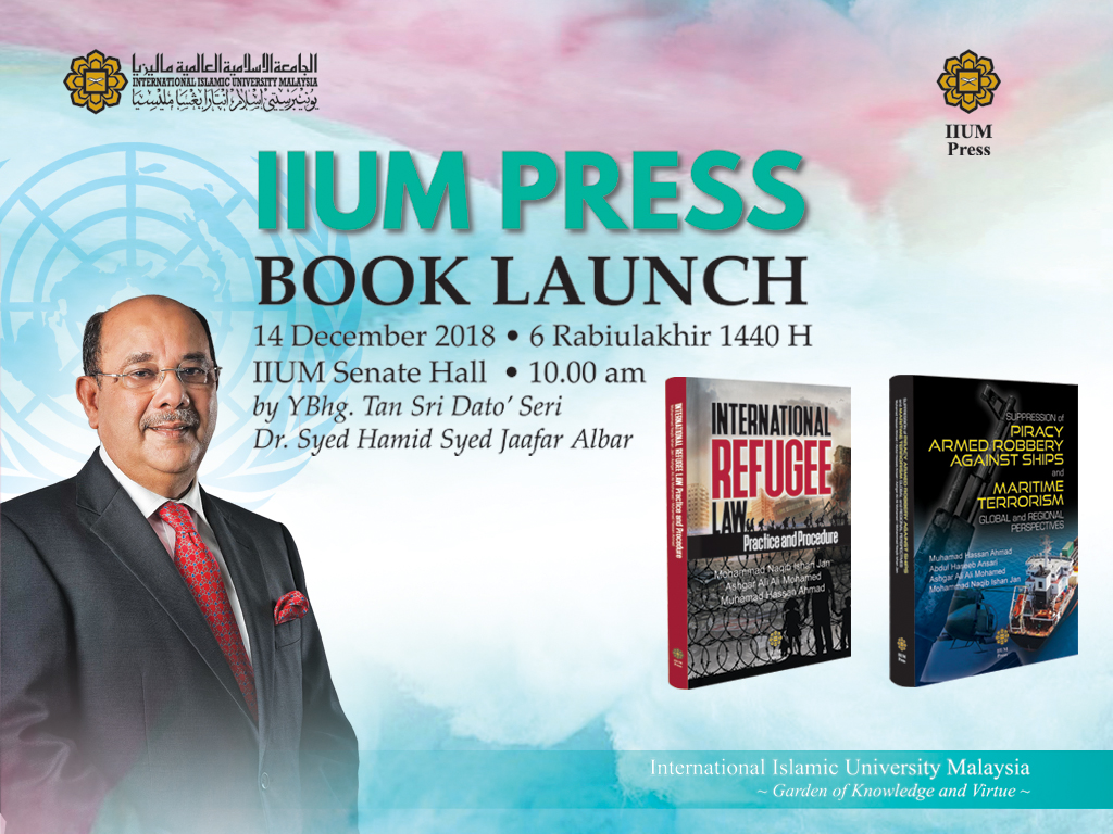 IIUM Book Launch