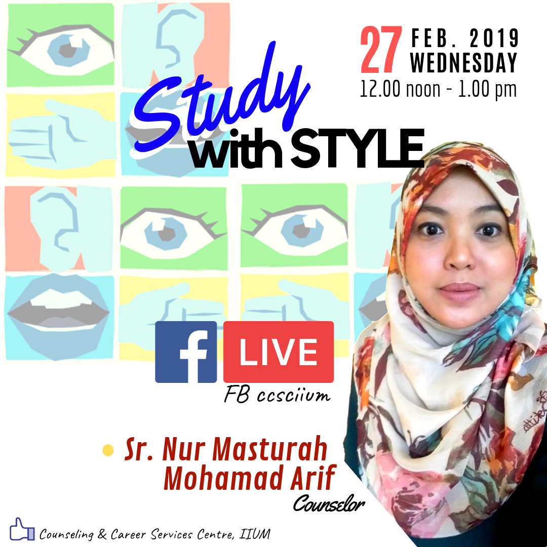 FB LIVE WITH COUNSELOR!
