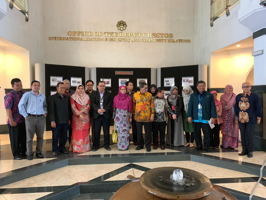 VISIT FROM UNIVERSITAS AHMAD DAHLAN, INDONESIA