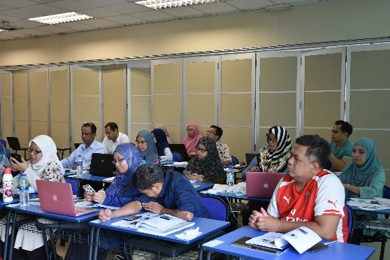 Workshop Training For Trainers Digital (Phase I)