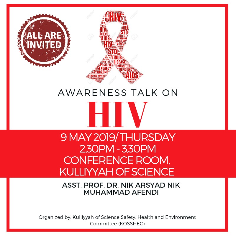 AWARENESS TALK ON HIV