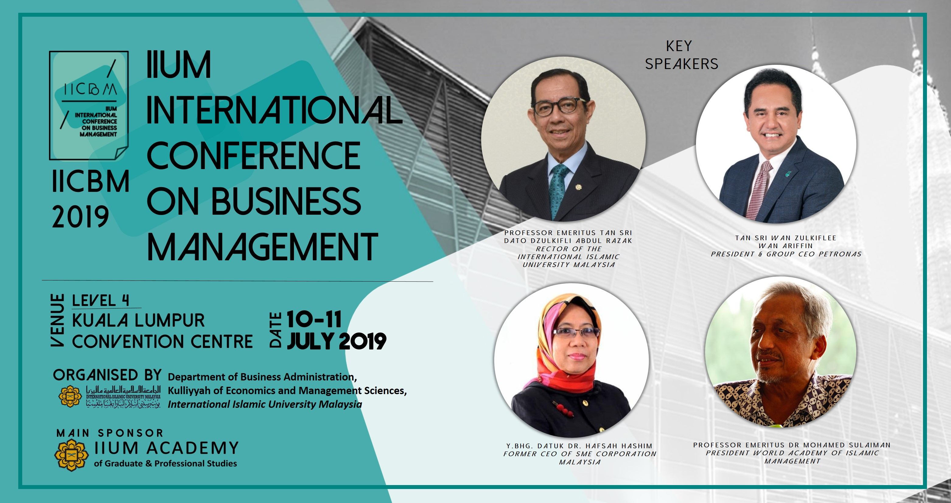 IIUM International Conference on Business Management