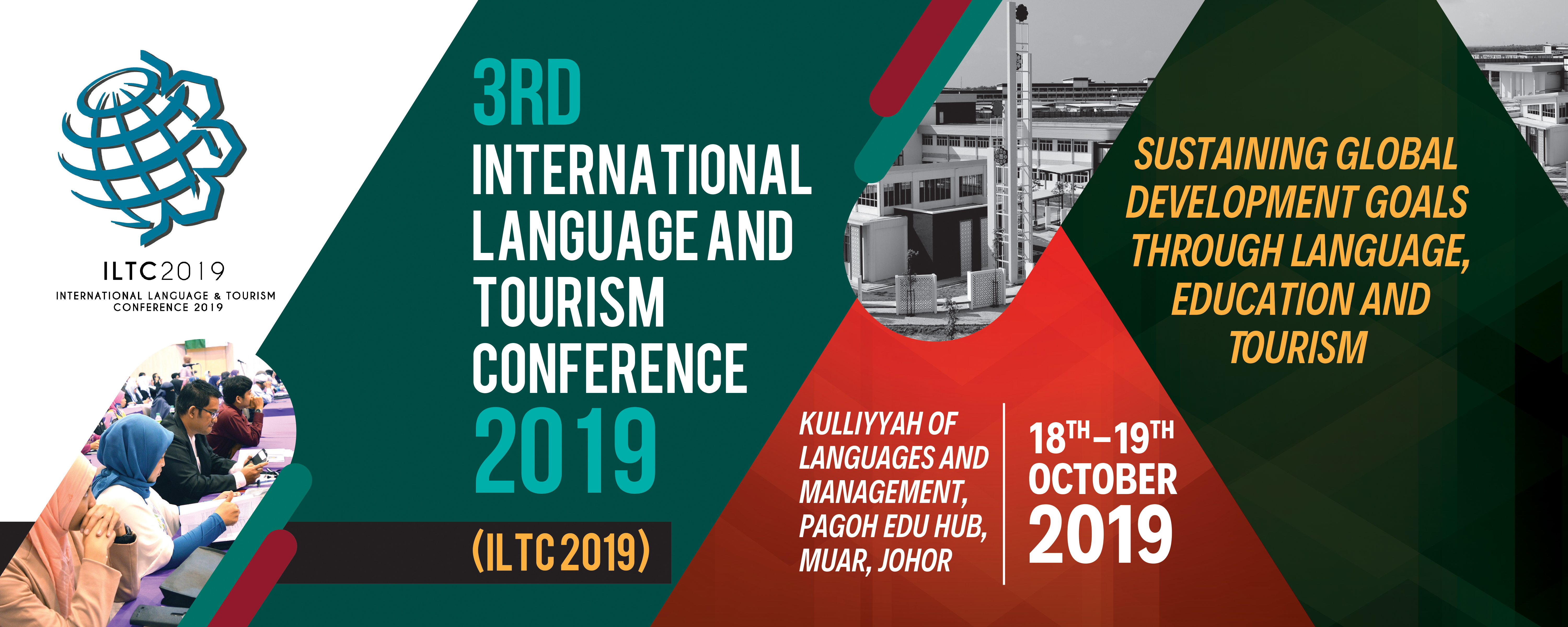International Language and Tourism Conference 2019 (ILTC 2019)