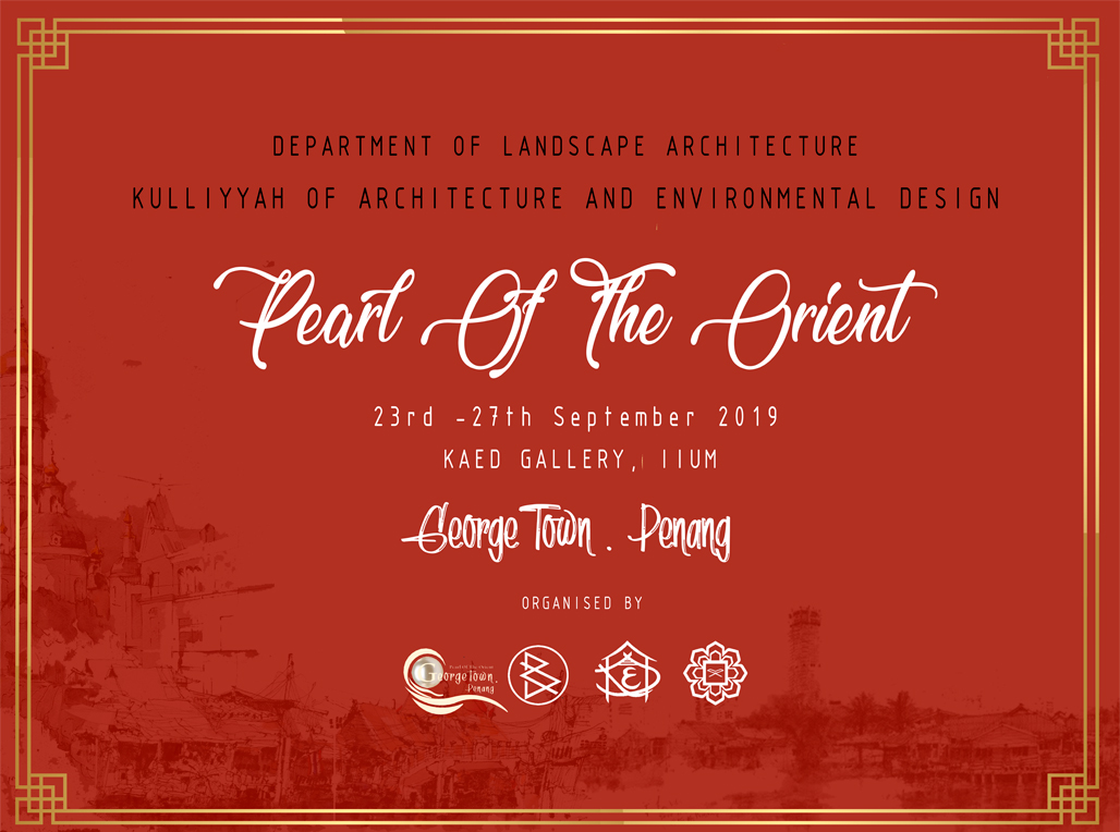 Pear of The Orient Exhibition