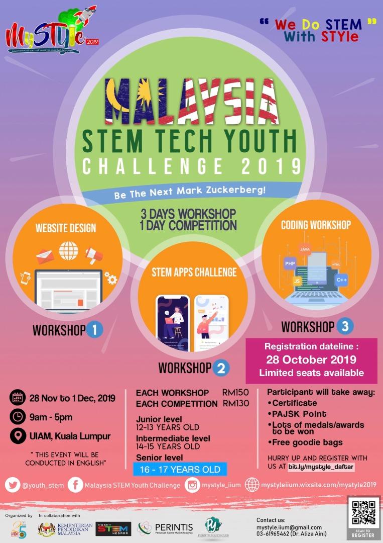 MALAYSIA STEM TECH CHALLENGE 2019