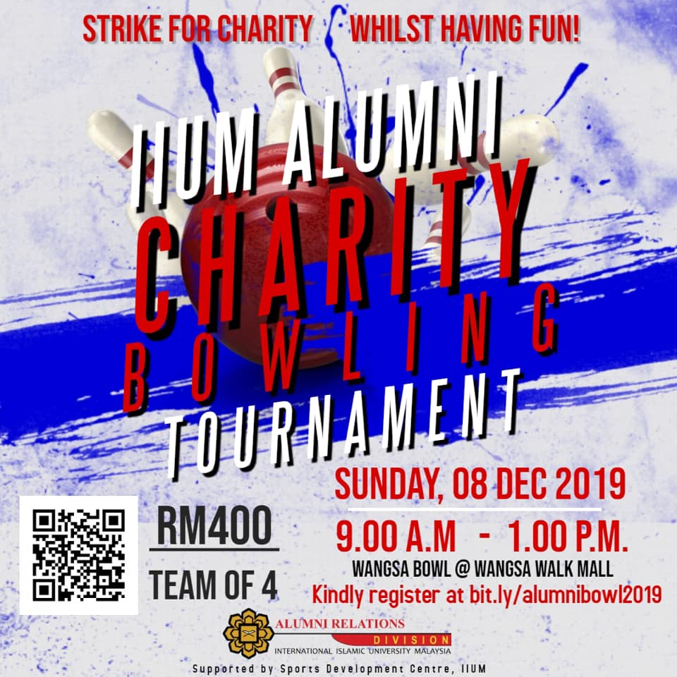 IIUM ALUMNI CHARITY BOWLING TOURNAMENT