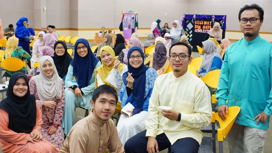 Kuantan Campus - Postgraduate Students Eid Gathering 2019