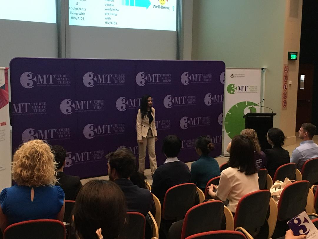 2019 Asia-Pacific 3MT Competition