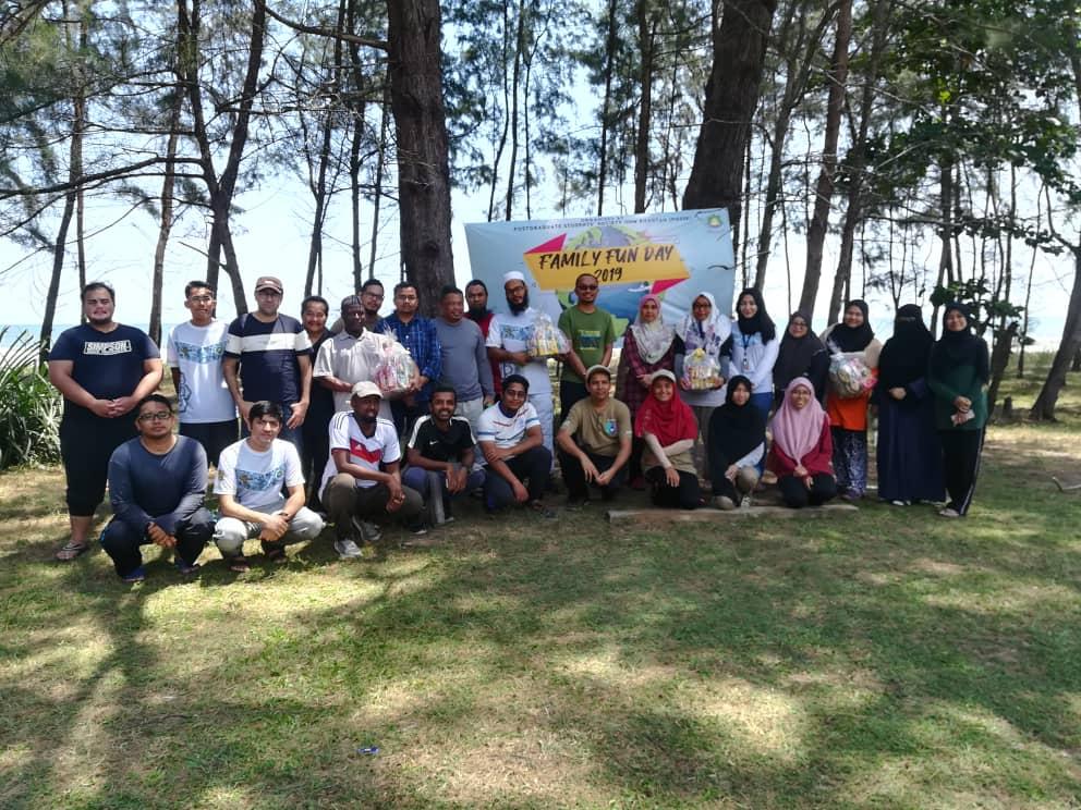 PGSS FAMILY FUN DAY (Plogging Activity) - KUANTAN CAMPUS