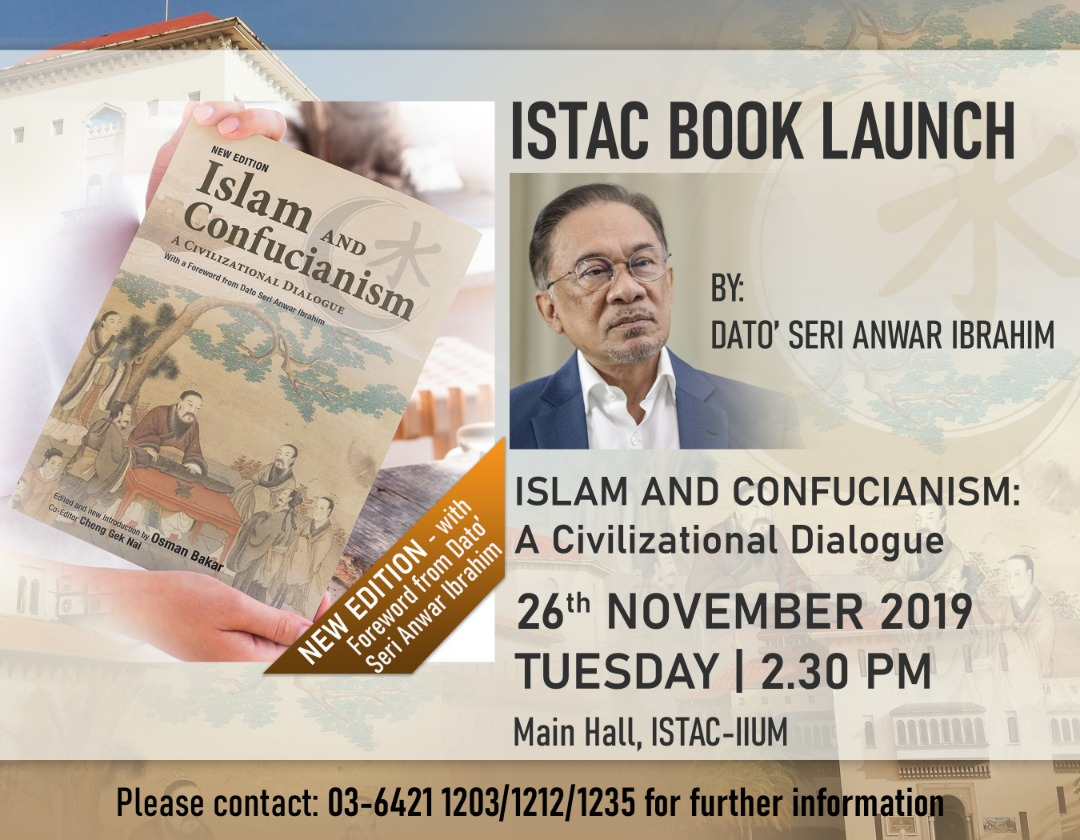 ISTAC BOOK LAUNCH