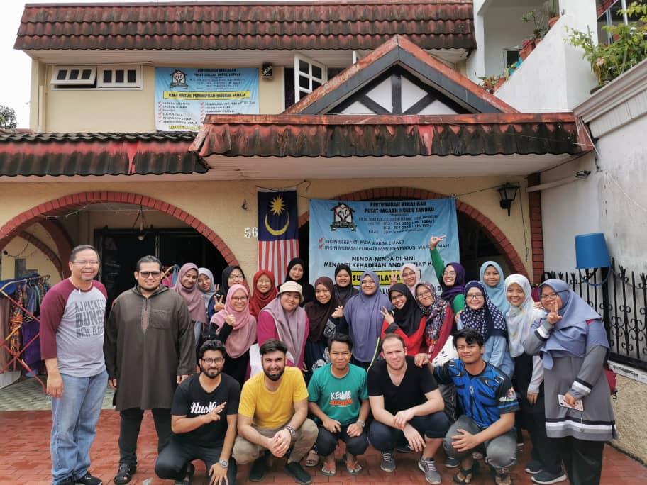 CSR at Pusat Jagaan Nurul Jannah