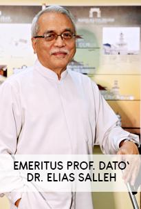 Emeritus Prof. Dato' Dr. Elias Salleh