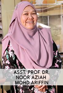 Asst. Prof. Dr. Noor Aziah Mohd Ariffin