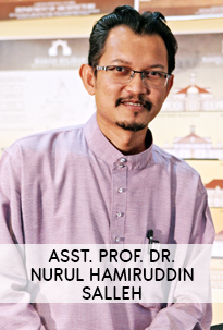 Asst. Prof. Dr. Nurul Hamiruddin Salleh