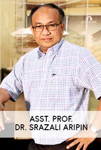 Asst. Prof. Dr. Srazali Aripin