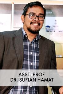 Asst. Prof. Dr. Sufian Hamat