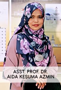 Asst. Prof. Dr. Aida Kesuma Azmin